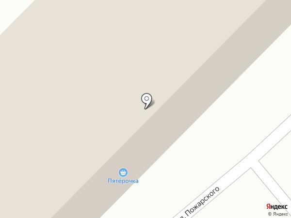 Патриот-42 на карте Новокузнецка