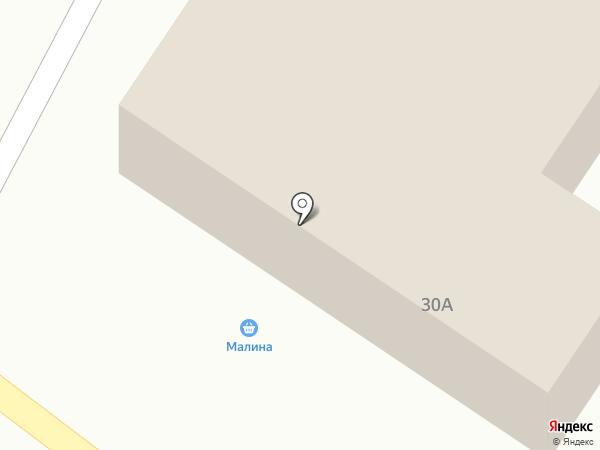 АТМ на карте Новокузнецка