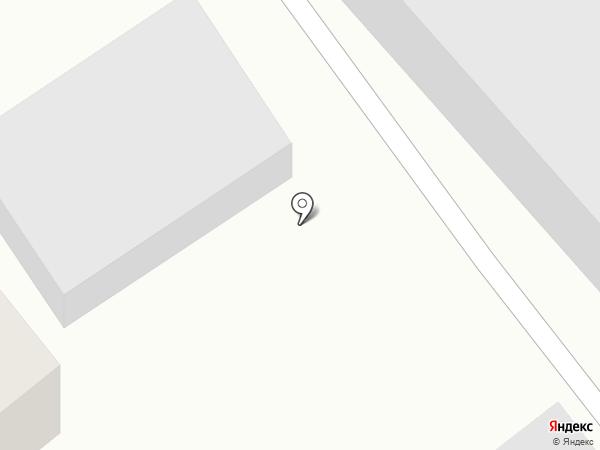 Сосновский коммунальный участок на карте Сосновки