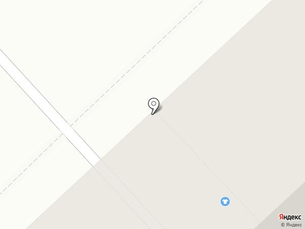 Маскис на карте Новокузнецка