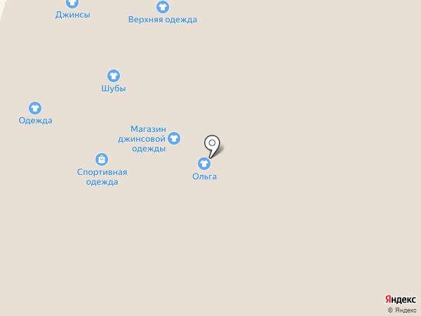 Тимошка на карте Новокузнецка