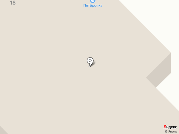 Автосервис на карте Сосновки