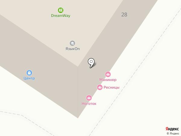 Академия ремонта на карте Новокузнецка