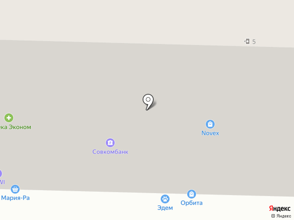 Бочка на карте Новокузнецка