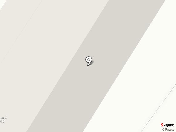 Безопасный Двор на карте Новокузнецка