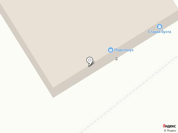 VMService на карте Ильинки