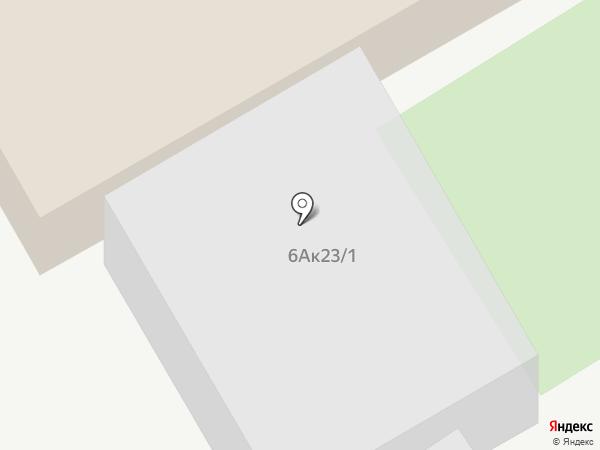 Автомотив на карте Новокузнецка
