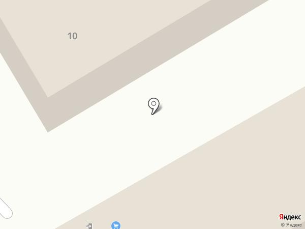 Стройдом на карте Ильинки