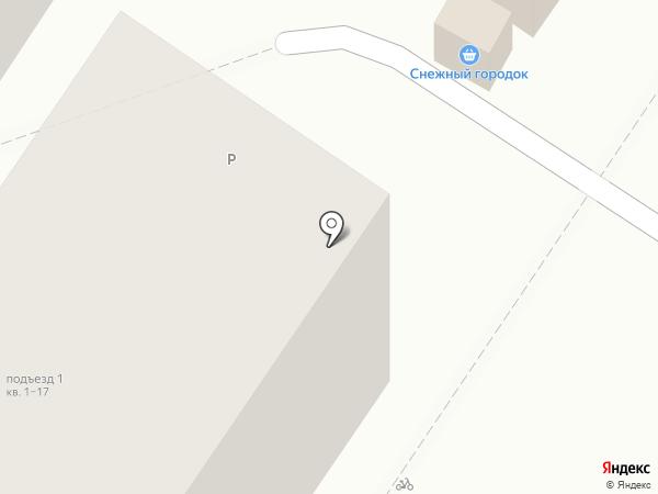 Новый Запсиб на карте Новокузнецка
