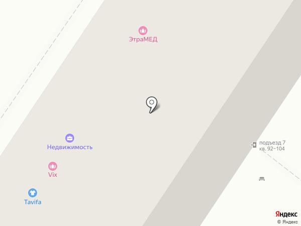 ФИНИШ-СТРОЙ на карте Новокузнецка