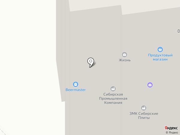 Приусадебный сервис на карте Новокузнецка
