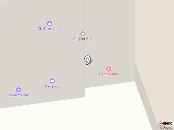 Турбо-магазин на карте Новокузнецка