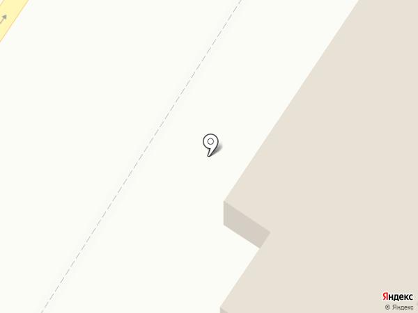 Табачная лавка на карте Новокузнецка