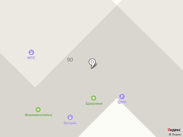 Банкомат, Совкомбанк, ПАО на карте Новокузнецка