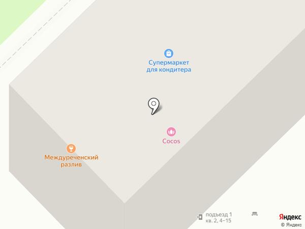 ZIKKO на карте Новокузнецка