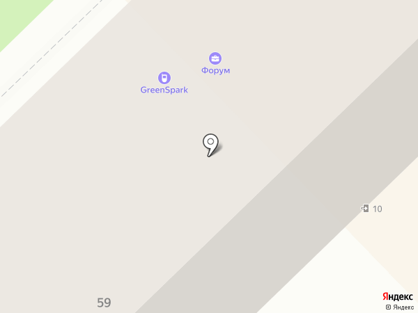 GreenSpark на карте Новокузнецка
