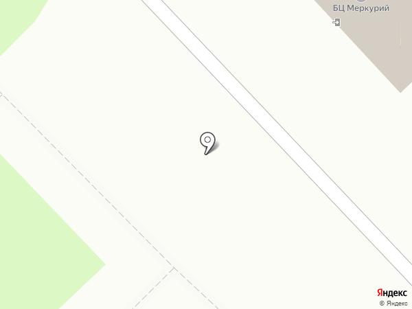 НАССО, АНО на карте Новокузнецка