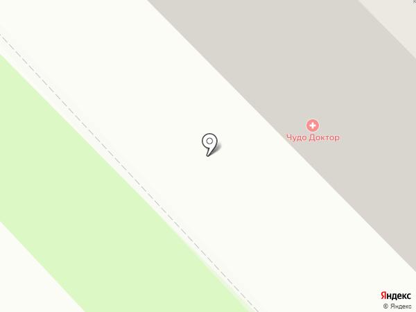 Косметологический кабинет Татьяны Бондаренко на карте Новокузнецка