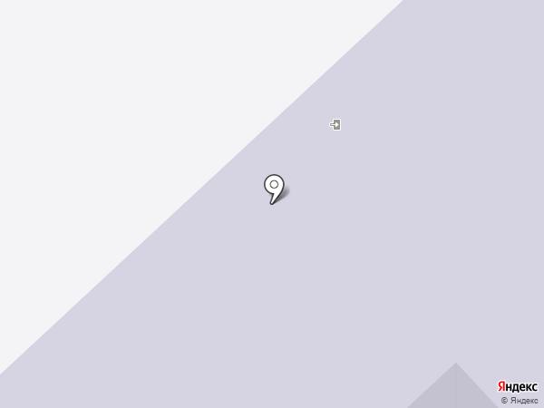 Дэнс Авеню на карте Новокузнецка