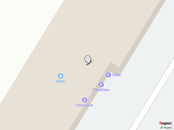Тайм на карте Новокузнецка