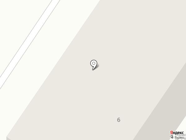 Advance на карте Новокузнецка