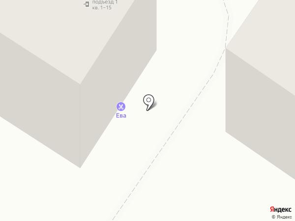 Ева на карте Новокузнецка
