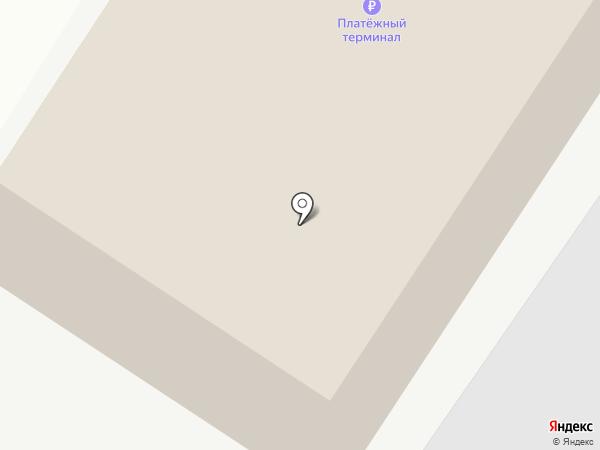 Магазин швейной фурнитуры на карте Новокузнецка