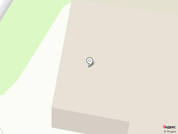 Арена на карте Новокузнецка