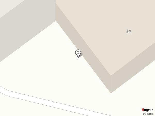 Взаимодействие на карте Новокузнецка