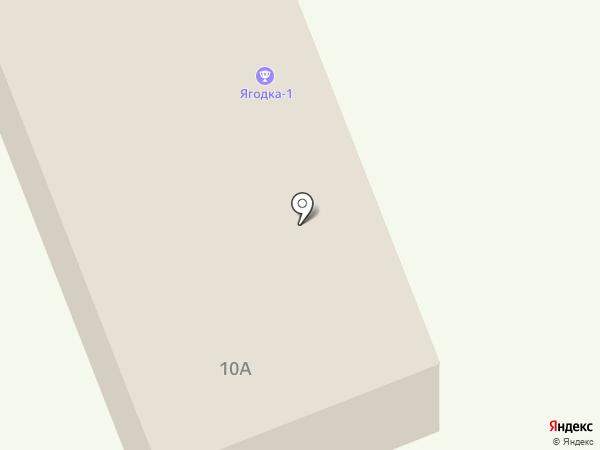 Ягодка на карте Куртуково