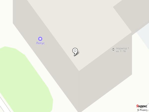 Лотус-Пресс на карте Новокузнецка