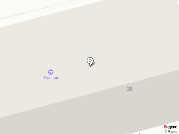 Ателье-мастерская на карте Новокузнецка