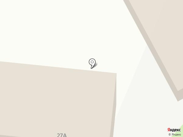 Автоcolor на карте Новокузнецка