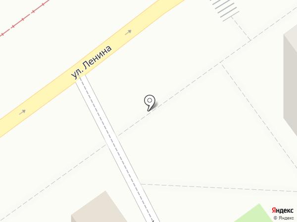 Табачок на карте Новокузнецка