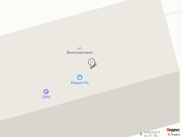 Comepay на карте Новокузнецка
