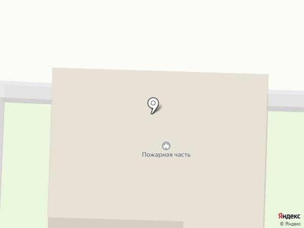 Пожарная часть №18 на карте Куртуково