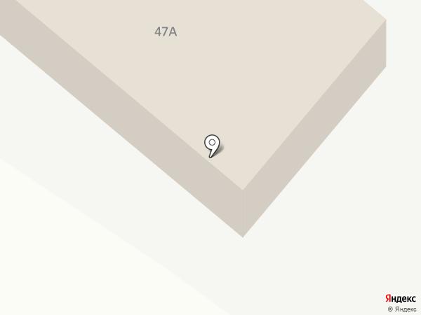Лямин В.Г. на карте Новокузнецка