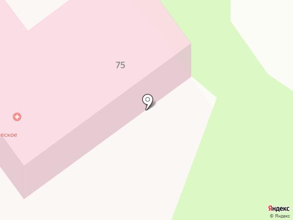Новокузнецкое патологоанатомическое бюро на карте Новокузнецка