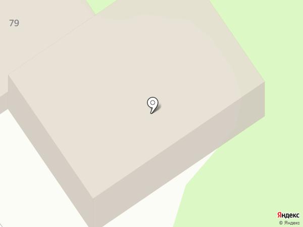 Память Сердца на карте Новокузнецка