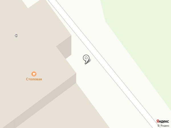 Буксирофф-НК 42 на карте Новокузнецка