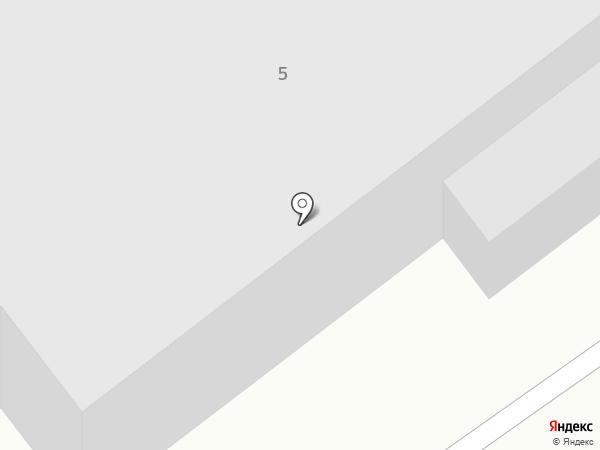 Демидов А.С. на карте Новокузнецка