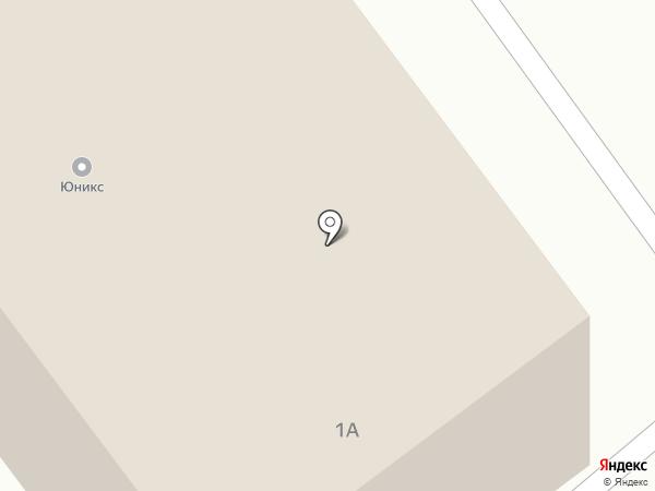 Кузнецкая трапеза на карте Новокузнецка