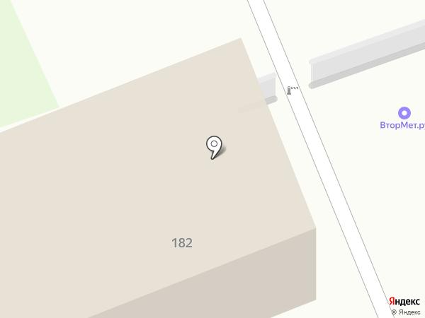 Автостекло-НК на карте Новокузнецка