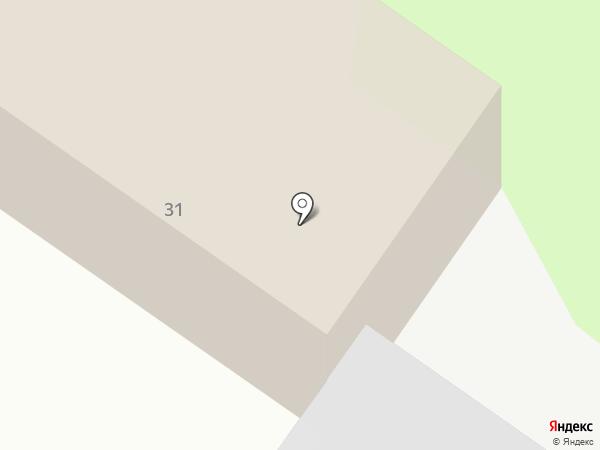 Комфорт мебель на карте Новокузнецка