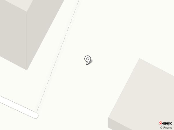 Магазин автотоваров на карте Калтана