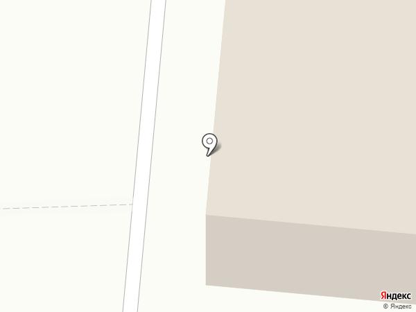 Холди на карте Калтана