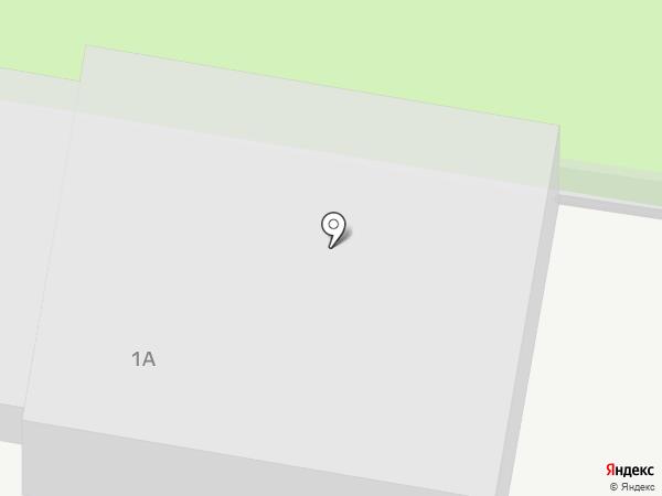 Втормет на карте Калтана