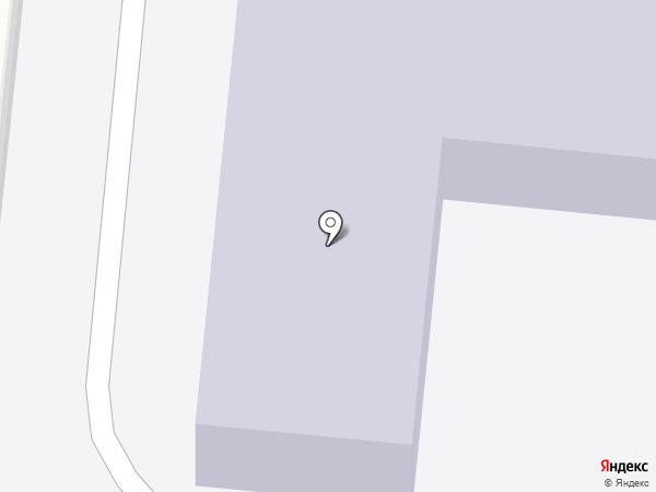 Детский сад №41 на карте Калтана