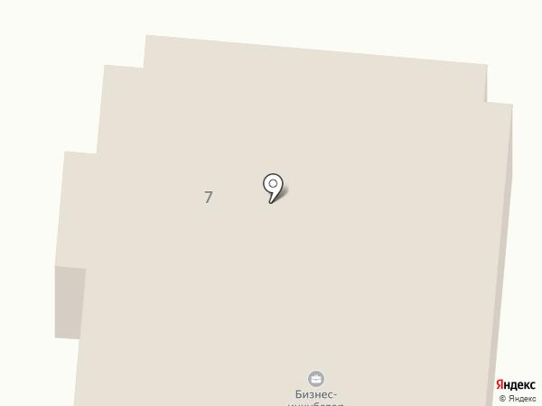 Сатори на карте Калтана