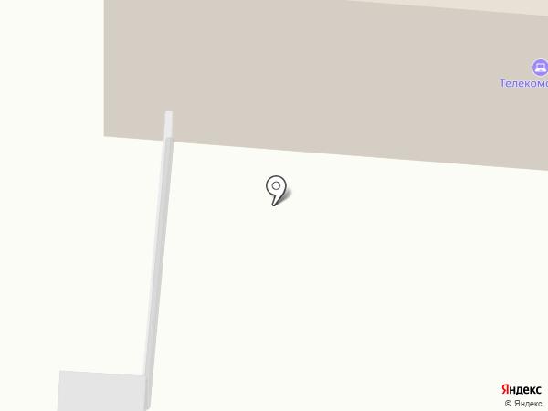 Pes`ok на карте Калтана